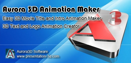 Скачать Aurora 3D Animation Maker 16.0117 Portable торрент