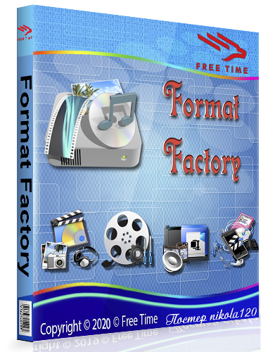 Format Factory 5.3.0.0 + Portable торрент