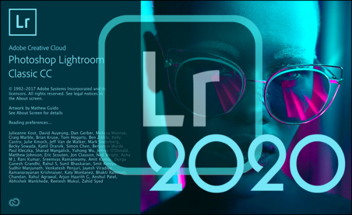 Adobe Photoshop Lightroom Classic 2020 v9.2.1.10 Portable торрент