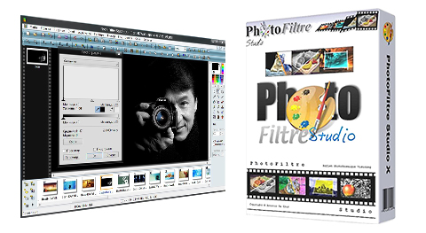 PhotoFiltre Studio X 10.13.0 Extended Portable торрент