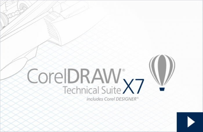 Скачать CorelDRAW Graphics Suite X7 v17.1.0.572 Rus торрент