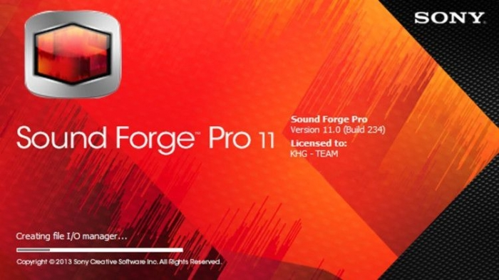 Sony - Sound Forge Pro 11.0 x86 Portable торрент