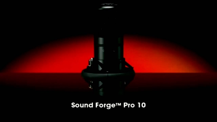 Sony - Sound Forge Pro v10.0e Build 507 Portable торрент